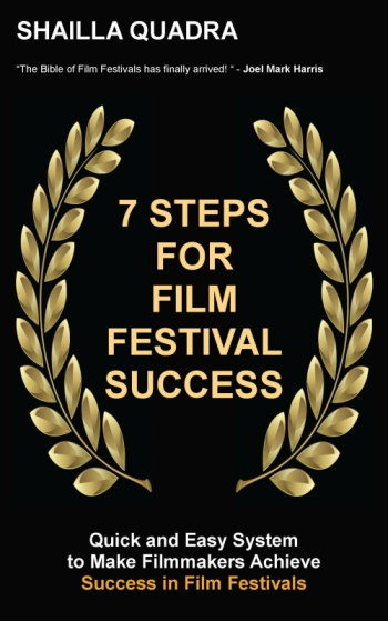 Quick and easy guide system to make filmmakers achieve success in film festivals worldwide.