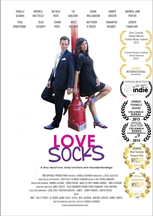 Check out LOVE SOCKS MOVIE behind the scenes and latest updates at official website: http://lovesocksmovie.com/
