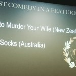love socks movie nominated for best comedy at NYCIFF